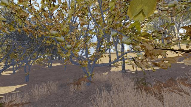 Life is Feudal Apple Tree example