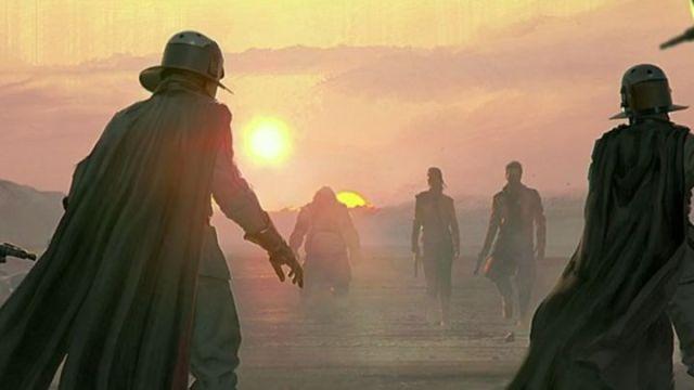 Visceral Games Star Wars EA preview