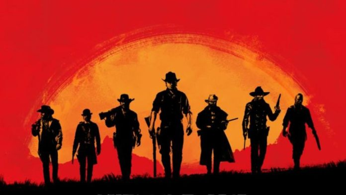 Red Dead Redemption 2 PS4 Xbox One release game cover