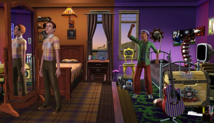 The Sims 5 The Sims 3 screenshots emotions teenagers