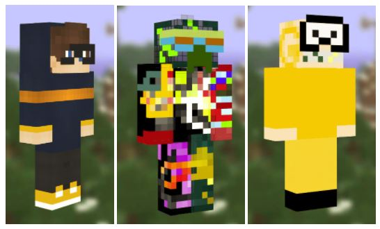 Minecraft malware infected Minecraft skins
