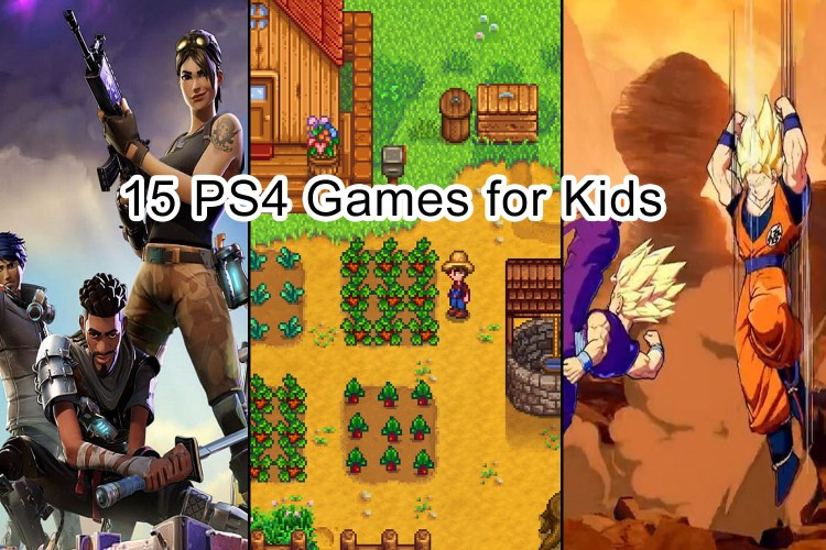 15 Of The Best Safe And Fun Ps4 Games For Kids In 2018