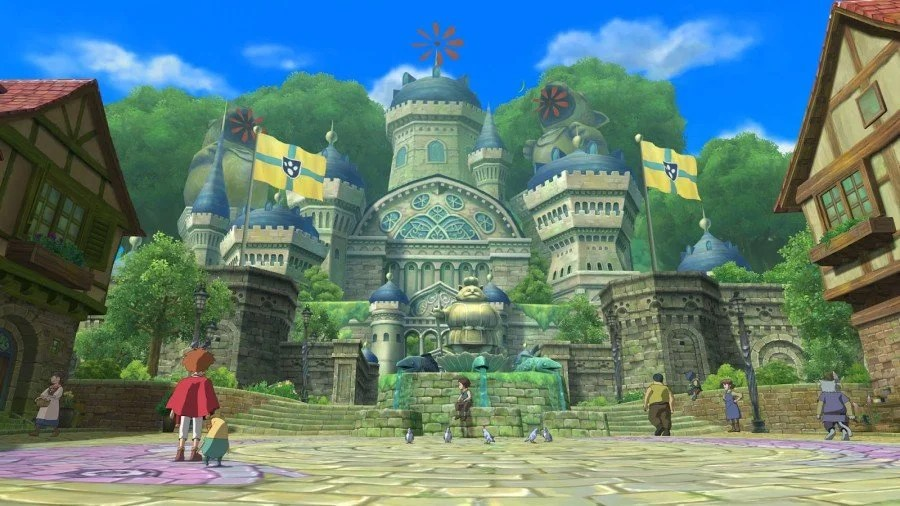 Ni No Kuni Guide Ding Dong Dell Side Quest Guide