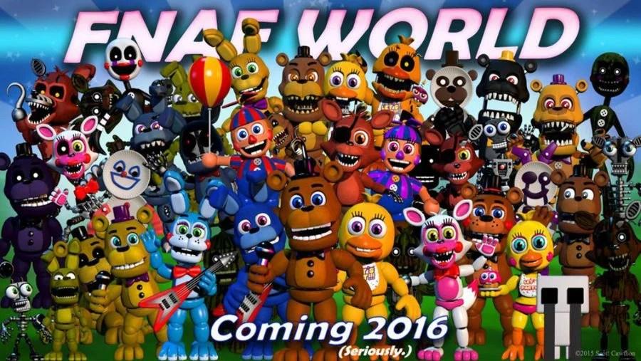 World Game Fnaf Online