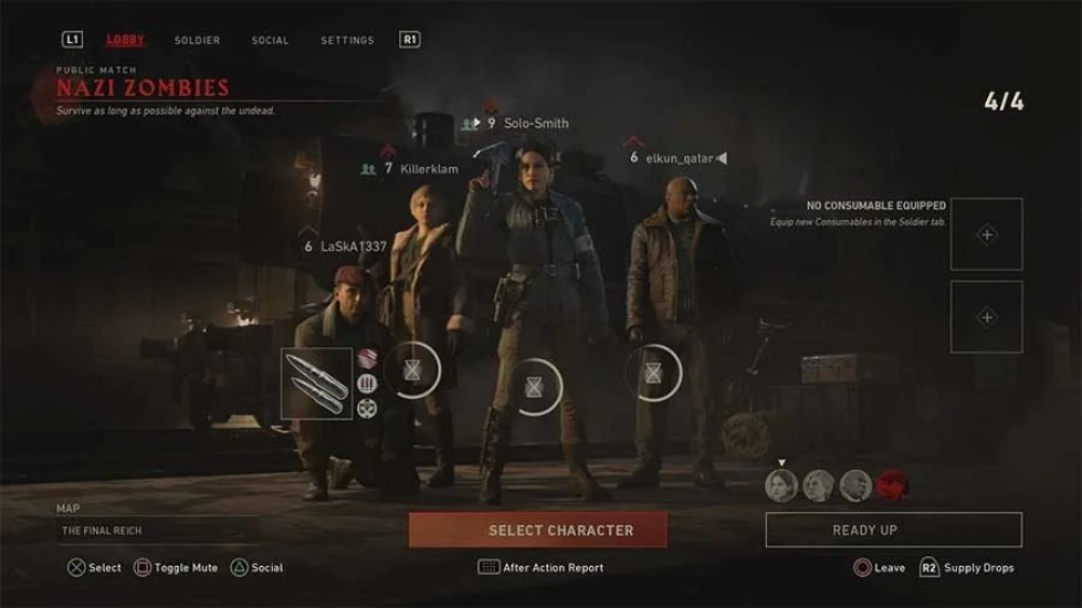 Image result for call of duty ww2 zombies