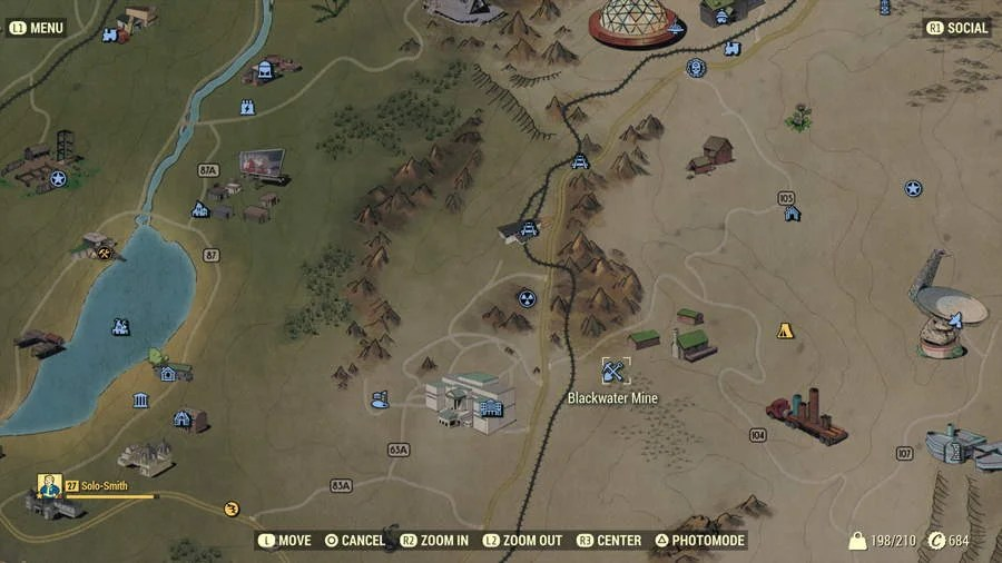 Where To Find Gears In Fallout 76
