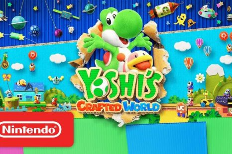 Yoshi's Crafted World Gets Course Trailer