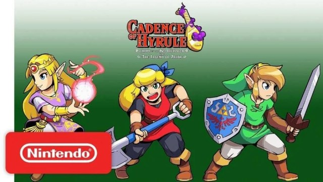 Cadence of Hyrule Announced for Nintendo Switch   Best