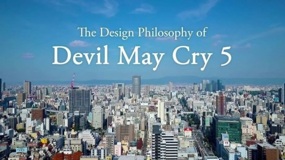 Devil May Cry 5 Design Philosophy Detailed in Official Video | Best