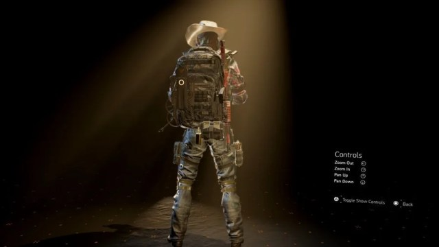 Gold Bar The Division 2