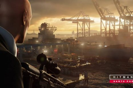 HITMAN 2 Gets Hantu Port Sniper Assassin Map | Best Headphones
