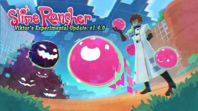 Slime Rancher – Viktor's Experimental Update Coming June 18 | Best