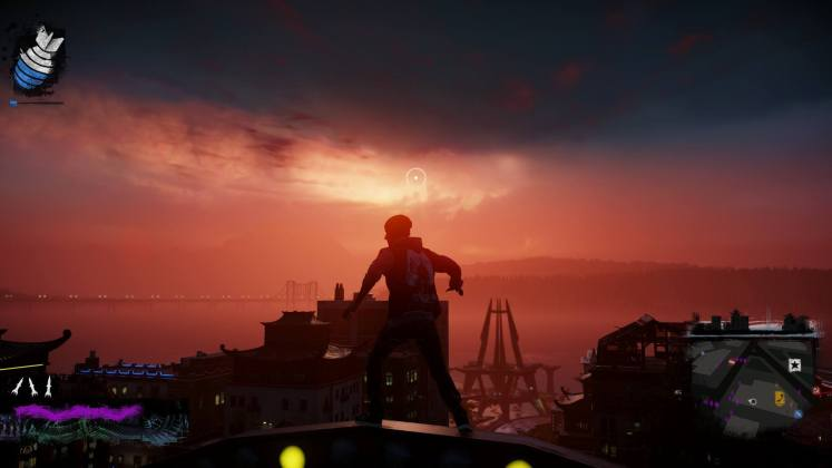 Infamous Second Son View