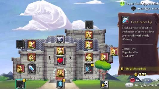 Rogue Legacy - Mansion