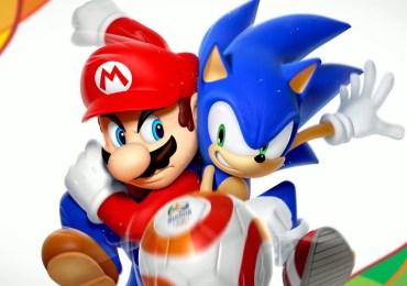 Mario & Sonic en los Juegos Olímpicos-Rio 2016 -GamersRD