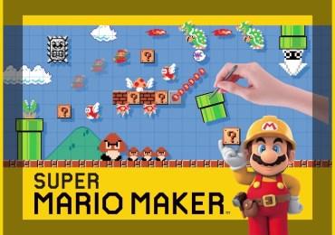 Entérate de la fecha de lanzamiento de Super Mario Maker para Nintendo 3DS