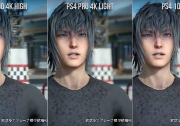 mira-la-comparacion-de-graficos-en-final-fantasy-xv-entre-ps4-y-ps4-pro-gamersrd
