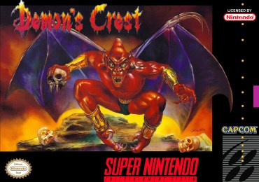 Ahora puedes 1-descargar Demon's Crest en Nintendo 3DS-GamersRD