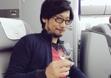 Hideo Kojima Felicita a The Last Guardian GamersRD