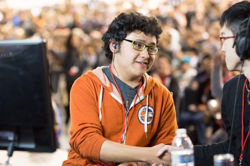 Gamer-Mexicano-campeón de 16 años Smash 4 Leonardo Perez-GamersRD