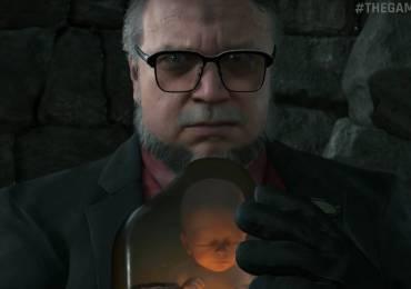 Guillermo Del Toro sólo será un personaje en Death Stranding-GamersRD