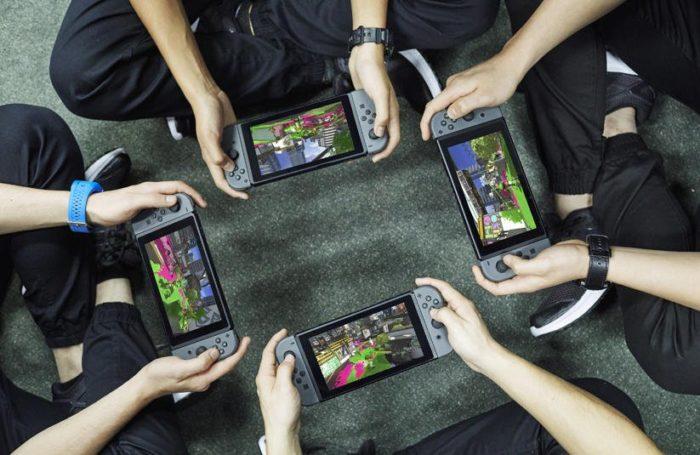 [RUMOR] Podrás jugar multiplayer en Nintendo Switch con un solo cartucho-gAMERSrd