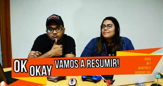 (VIDEO) Chicas Gamers y más Vamos a resumir!