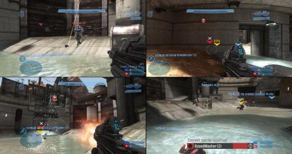 Los próximos juegos de Halo traerán de vuelta los modos con Pantalla Dividida