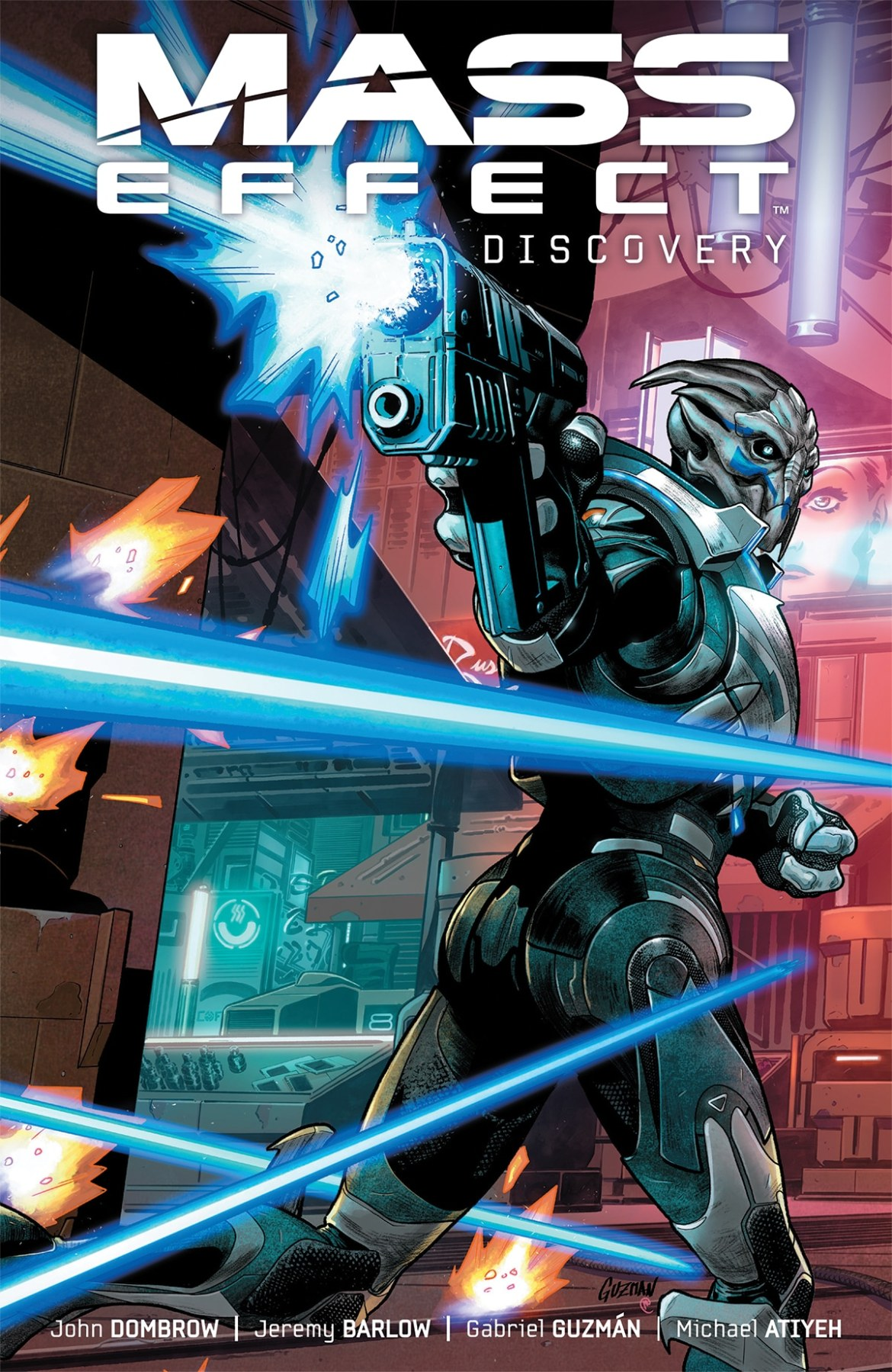 Mass Effect: Discovery, el primer Comic Mass Effect: Andromeda