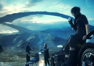 Parche Final Fantasy XV