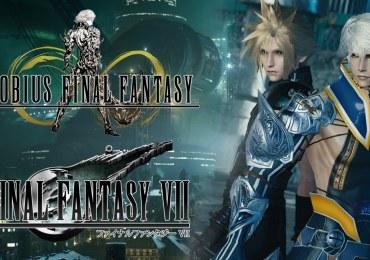 Lanzan Trailer del crossover Final Fantasy VII y Mobius Final Fantasy