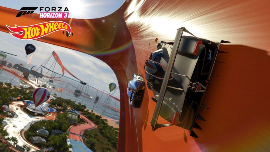 Forza Horizon 3 Hot Wheels 2010 Pagani Zonda R