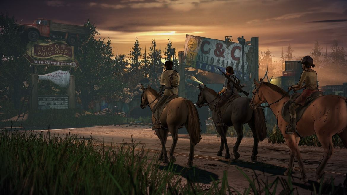 The Walking Dead: A New Frontier Episodio 1 – Análisis