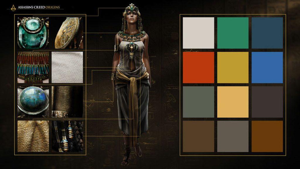 Assassins Creed Origins -Cleopatra -GamersRD