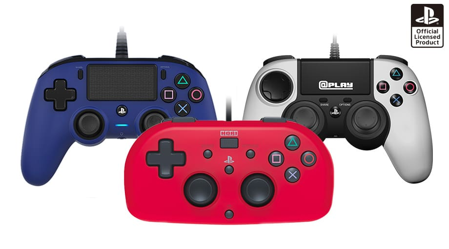 Third-Party-Controller-PS4-Dualshock 4-GamersRD