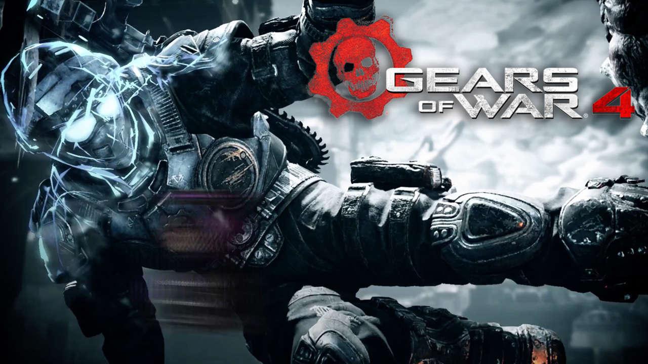 Gears Of War 4 Es El Mejor Ejemplo De Lo Que La Xbox One X