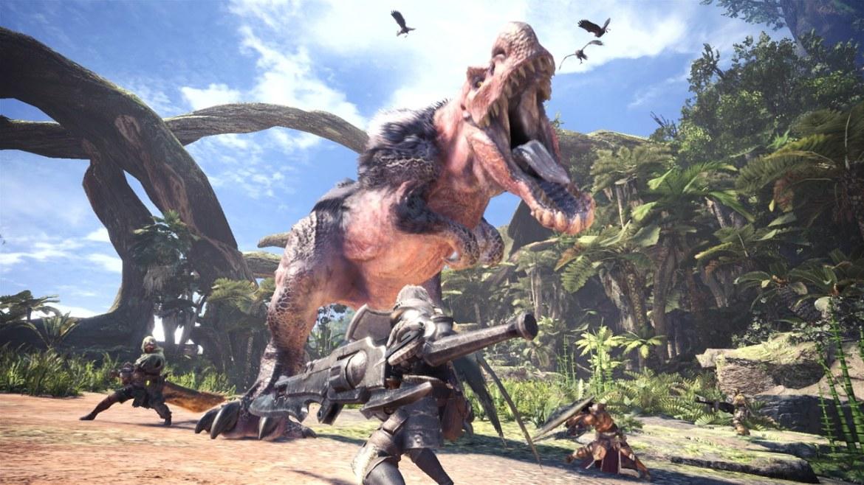 Monster Hunter World-Gamersrd