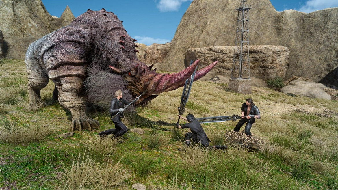 Final Fantasy XV Windows Edition-Review-9-GamersRD