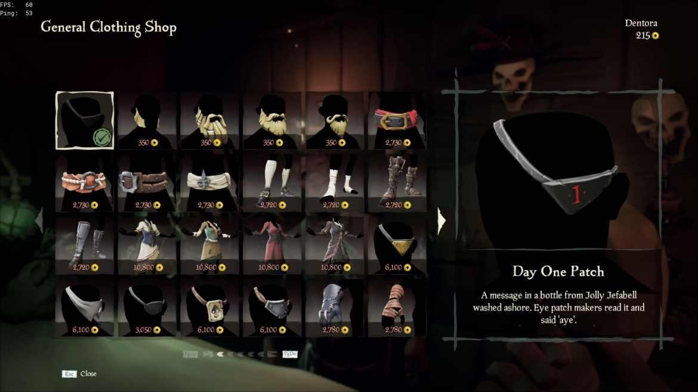 El Parche del Día Uno de Sea of Thieves es un guiño literal