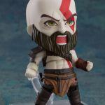 Mira esta figura de Kratos furiosamente adorable