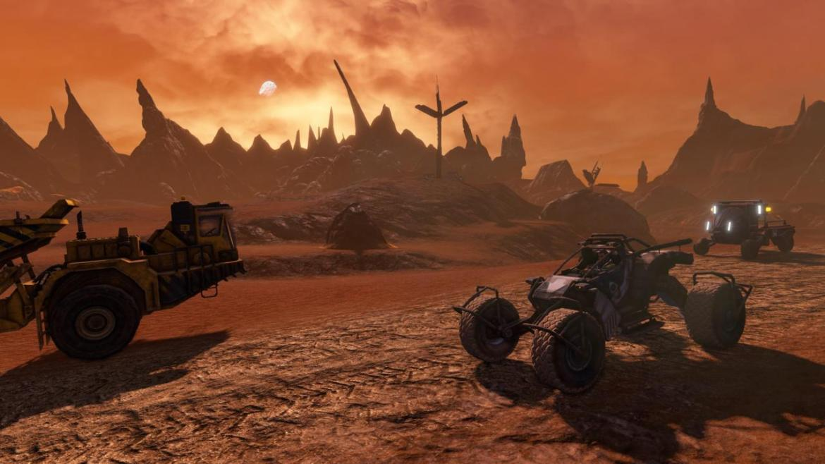 THQ Nordic anuncia Red Faction Guerrilla Remaster