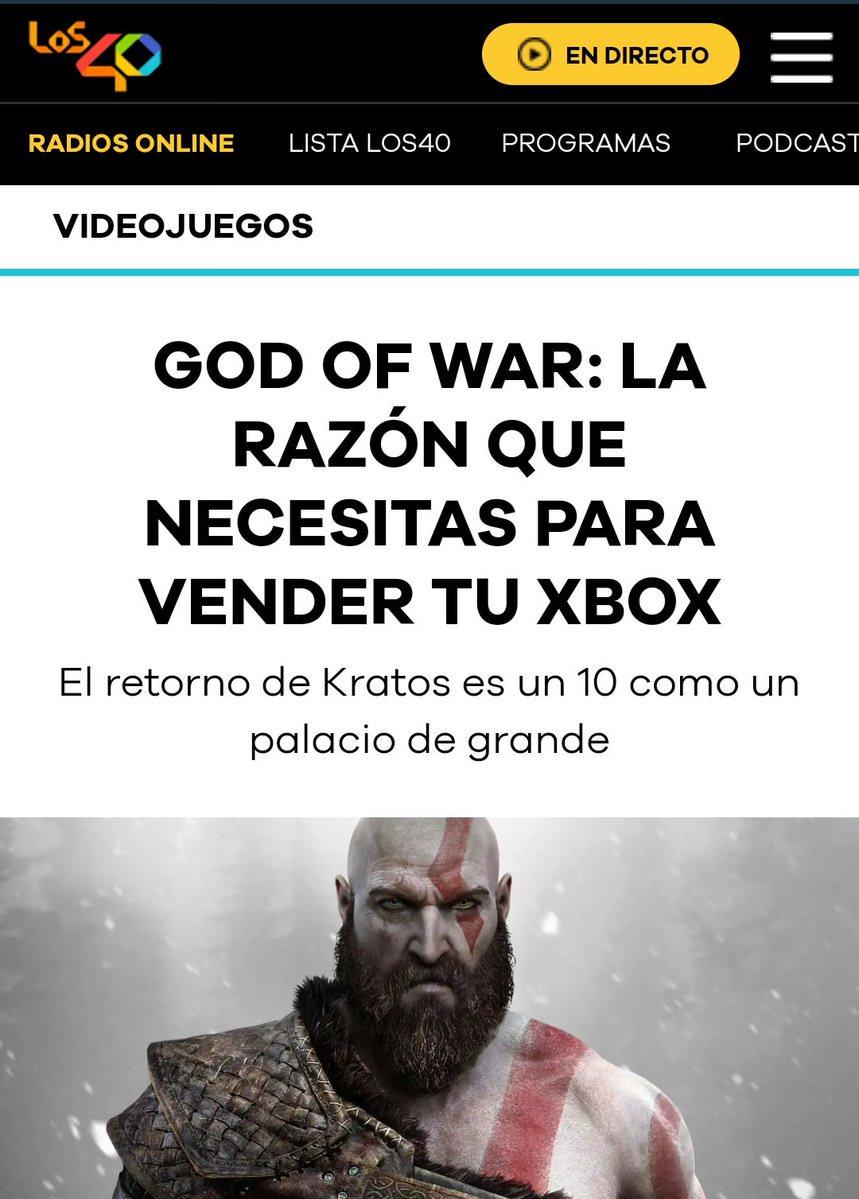 IGN se burla de la falta de exclusivos de Xbox One y Los 40 Principales te manda a vender la consola