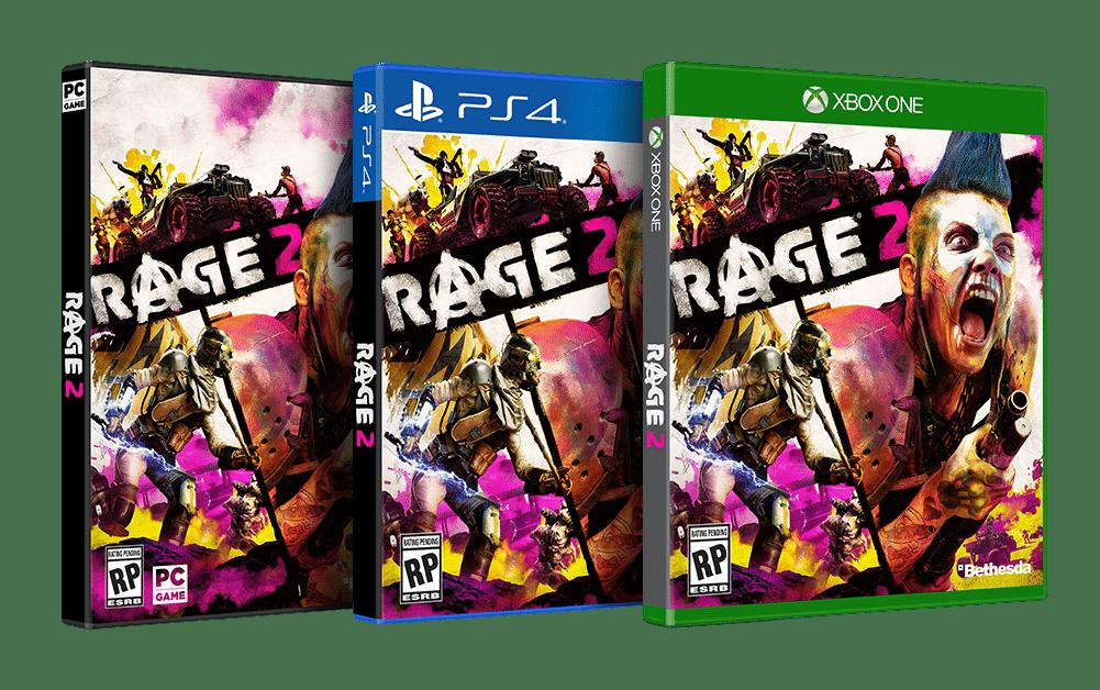 Rage 2 verdadera experiencia de mundo abierto para PS4, Xbox One y PC