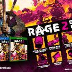 Rage 2 Collector Edition y Deluxe Edition anunciadas por Bethesda
