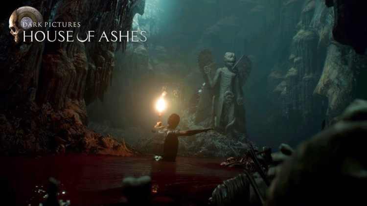 The Dark Pictures Anthology: House of Ashes will be 30 GB in size on PS5