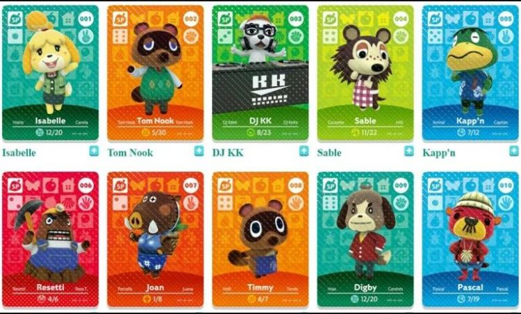 Nintendo announces that it will soon restock the Animal Crossing Series amiibo cards.