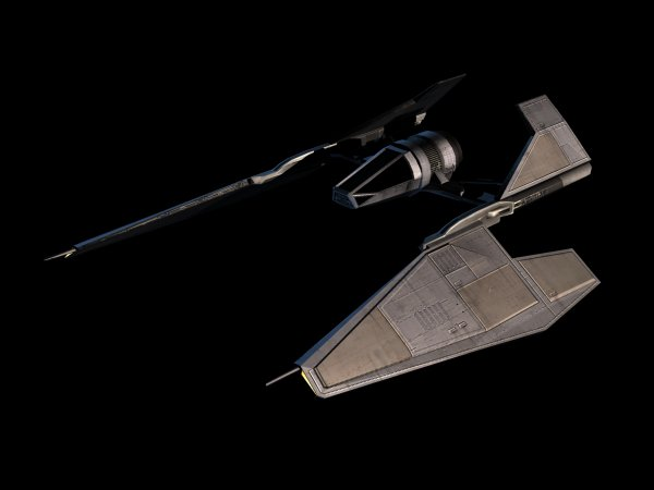 Knights Of The Old Republic Starships