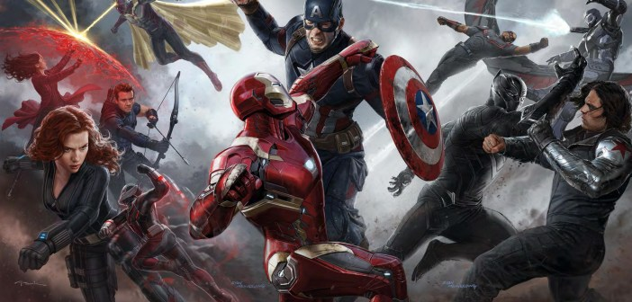 [Avis] Captain America : Civil War