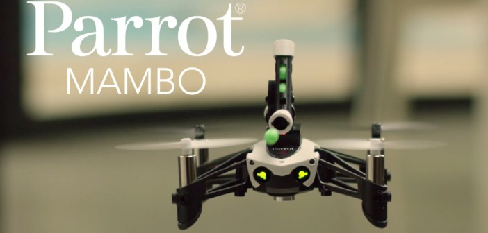 [Avis] Drone Mambo de chez Parrot