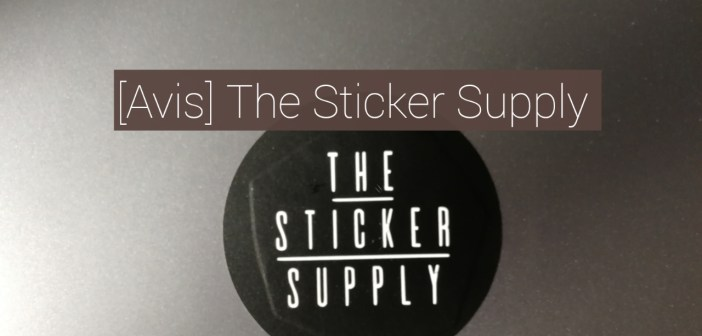 [Avis] The Sticker Supply